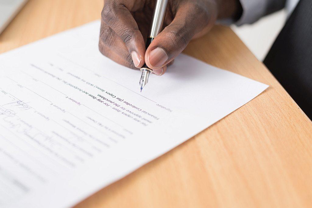 Dokumenty potrzebne do pracy