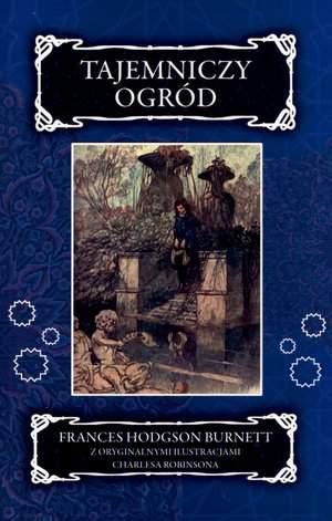 Tajemniczy ogród - charakterystyka książki