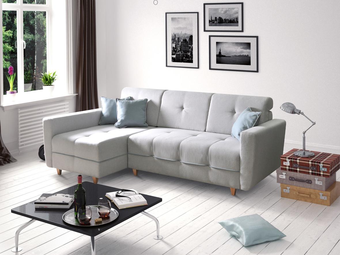 Sofa idealna - jaki kształt i kolor wybrać